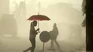 Bahaya Asap Kebakaran Hutan dan Asap Vulkanik bagi Paru-paru