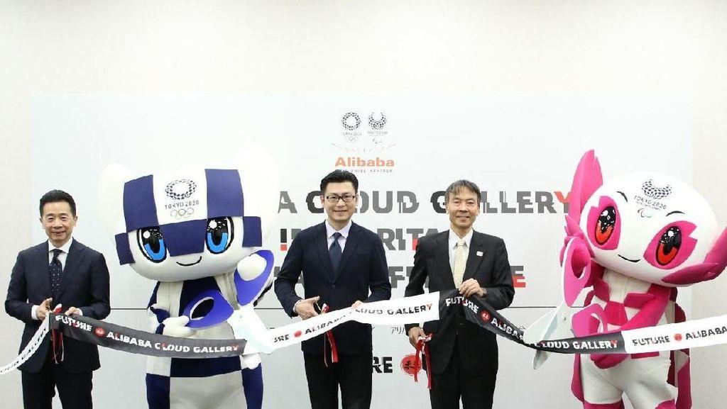 Jelang Olimpiade 2020, Ada Galeri Seni Digital di Bandara Narita