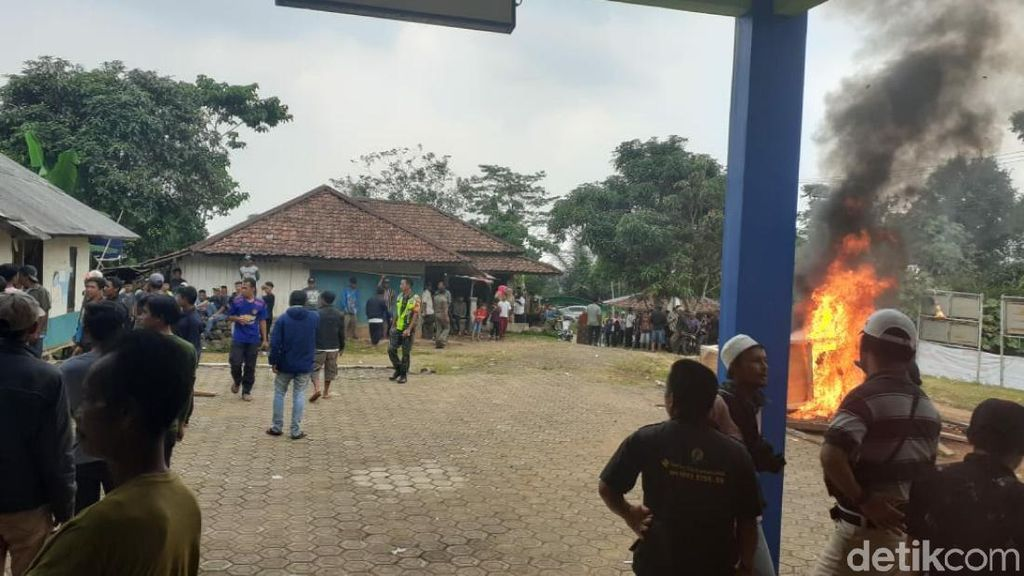Kisruh Pilkades Waringinsari Cianjur, Polisi: Sudah Clear Semua