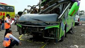 Fakta-fakta Bus Maut Ciater yang Tewaskan 8 Penumpang