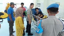 Mobil Patroli Polisi di Malang Kecelakaan Beruntun, Pengemudi Diperiksa