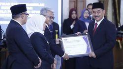 Banyuwangi Sabet Penghargaan SPIP Level 3 dari BPKP Jatim