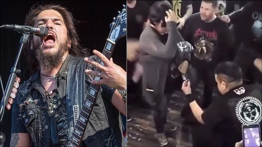 Lamar Kekasih di Tengah Konser, Cowok Ini Buktikan Metalhead Juga Romantis