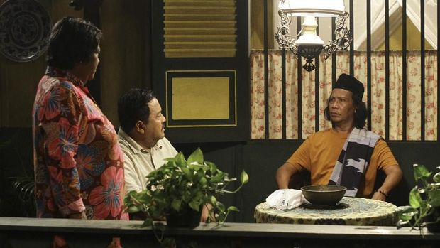 Review Film: Akhir Kisah Cinta Si Doel