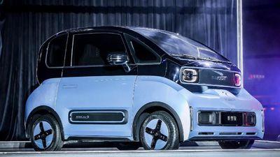Ini Mobil Listrik Mungil Wuling yang Dirilis Berharga Rp 133 Jutaan