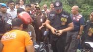 Eksekutor Hakim Jamaluddin Buang HP ke Sungai Namorih