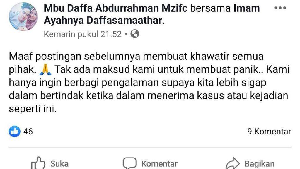 Dinas Kesehatan Investigasi Kematian Bayi 2 Bulan Usai Divaksin di Sukabumi