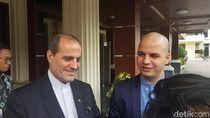 Bertemu Mahfud, Dubes Iran Bahas Konflik dengan AS-Kerja Sama Pertahanan