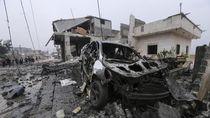 Gempuran Rusia Tewaskan 7 Warga Sipil Termasuk 5 Anak di Suriah