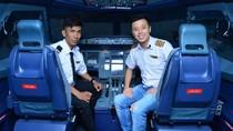 Chaerul Perakit Pesawat Ultralight dari Pinrang Juga Bertemu Pilot Vincent