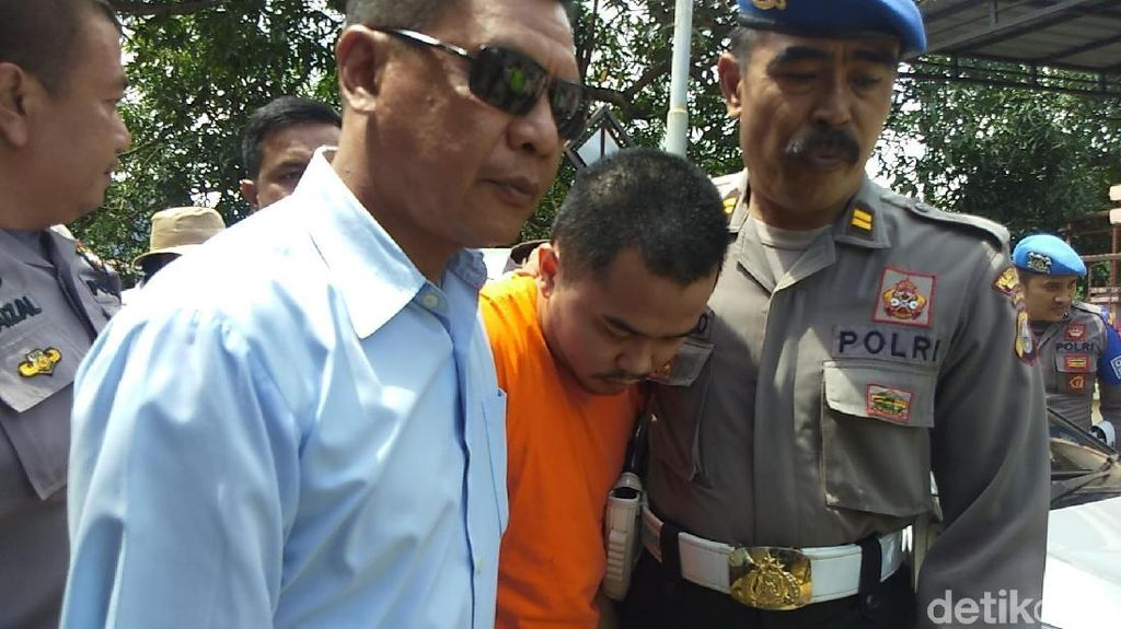 Polisi Gelar Rekonstruksi Kasus Mahasiswi UIN Makassar Dibunuh Kekasih