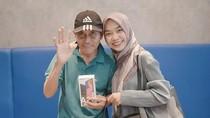 Cerita Haru Hijabers Bantu Driver Ojol 68 Tahun Dapatkan Donasi Rp 100 Juta