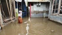 Hujan Deras Pagi Tadi, Rumah Warga di Harapan Mulya Bekasi Terendam Banjir
