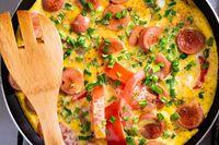 Cara Membuat Omelet Sosis ala Portugis yang Gurih Mantap