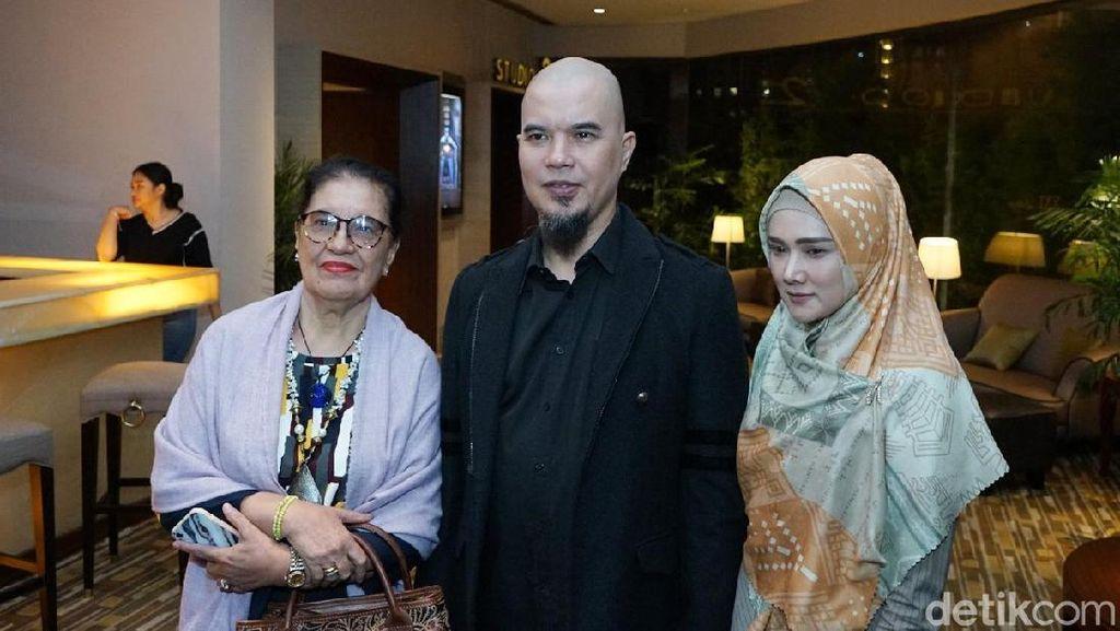 Ahmad Dhani Kok Hapus Foto Bareng Habib Syechan yang Beli Fortuner Pakai Daun?