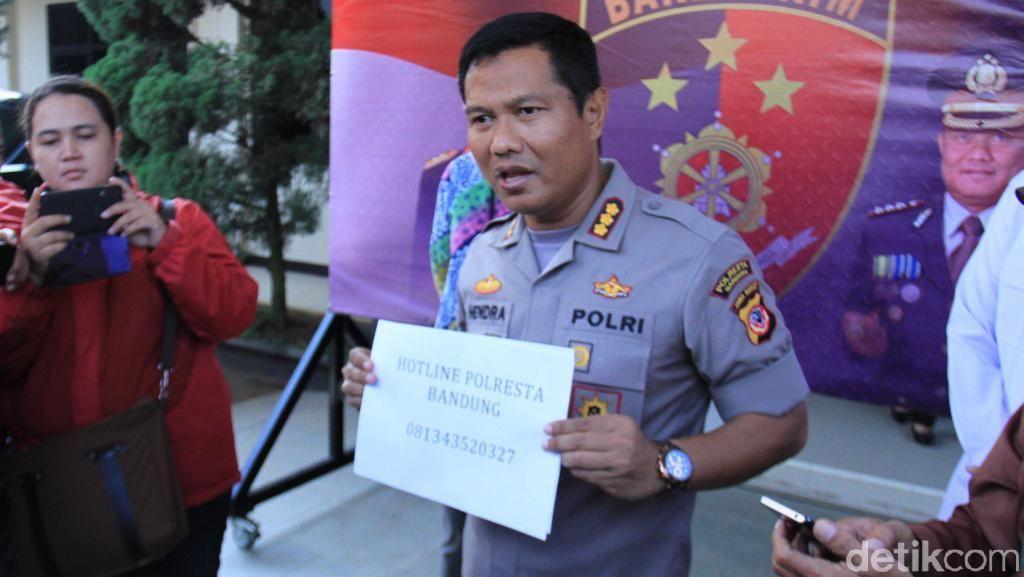 Telusuri Identitas Kerangka Manusia di Bandung, Polisi Buka Hotline Aduan