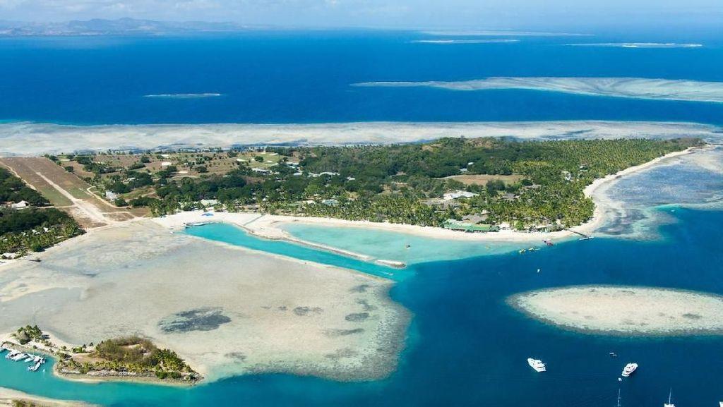 Fiji Gembar-gembor Pulaunya Cocok Bagi Miliarder