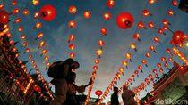 Rayakan Imlek, Pemprov DKI Hadirkan Kuliner Khas China hingga Wishing Tree