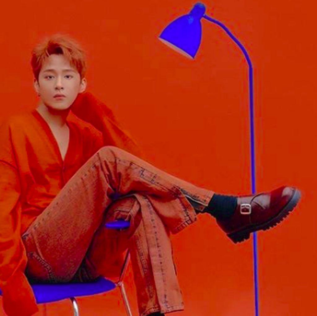 Lee Jae Jin FT ISLAND Jalani Wamil Hari Ini