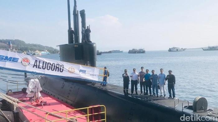 Kapal Selam Alugoro jalani tahapan NDD di Pulau Bali