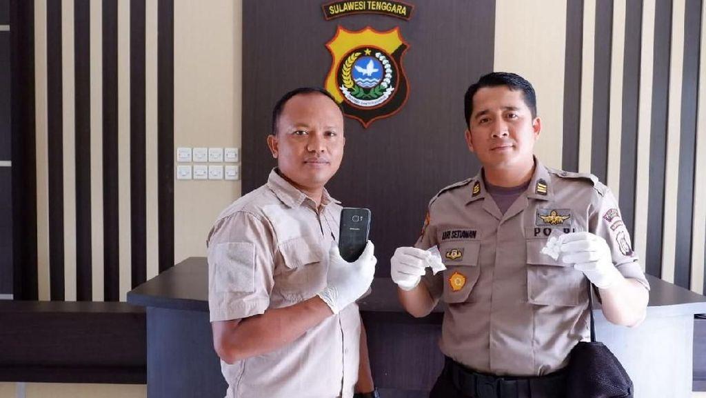 Polisi Tangkap Pengedar Puluhan Pil PCC di Kendari