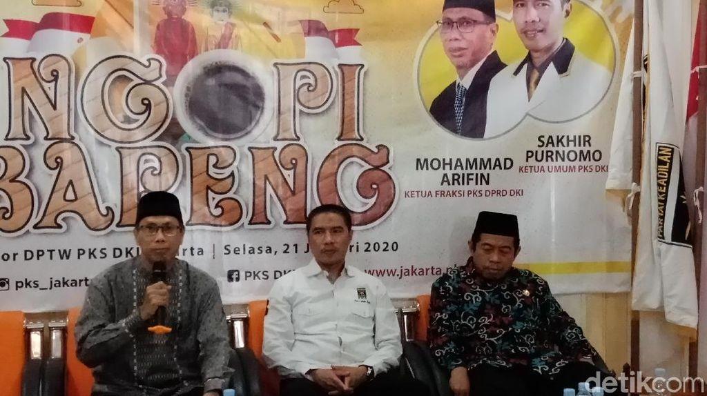 PKS soal 1 Cawagub DKI dari Gerindra: Mau Nggak Mau Kami Mengalah