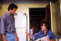 Michael Ontkean dan Harry Hamlin di 'Making Love'.