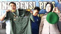 Ngaku Anggota TNI, Residivis Ini Tipu Janda Luar Dalam