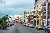 Nuansa klasik khas Eropa terasa di Bermuda.