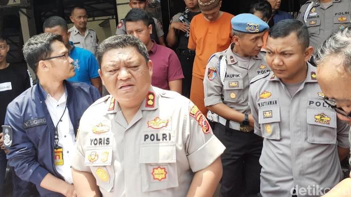 Kapolres Cimahi AKBP M Yoris Maulana Yusuf Marzuki