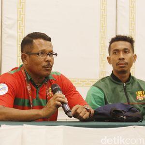 Pelatih Lalenok FC: Saya Sudah Tau PSM dan Para Pemainya