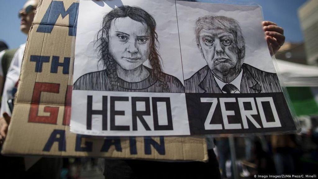 Forum Ekonomi Dunia 2020 Siap Sambut Trump-Greta Guna Bahas Perubahan Iklim