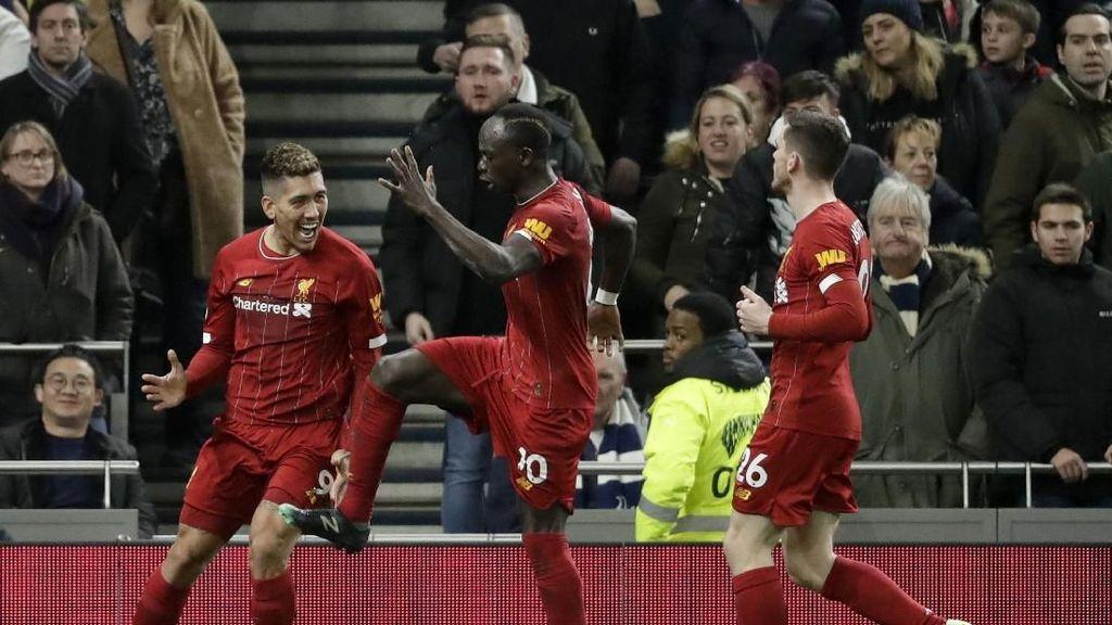 Mbappe: Liverpool Luar Biasa, Bagaikan Mesin
