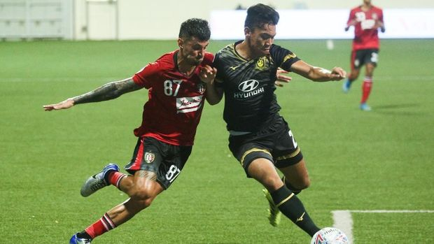Jadwal Siaran Langsung Bali United vs Than Quang Ninh