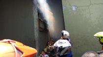 Kebakaran Pondok Gontor Akibat Korsleting Listrik