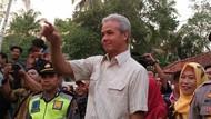 Gubernur Ganjar Datangi Keraton Agung Sejagat Purworejo