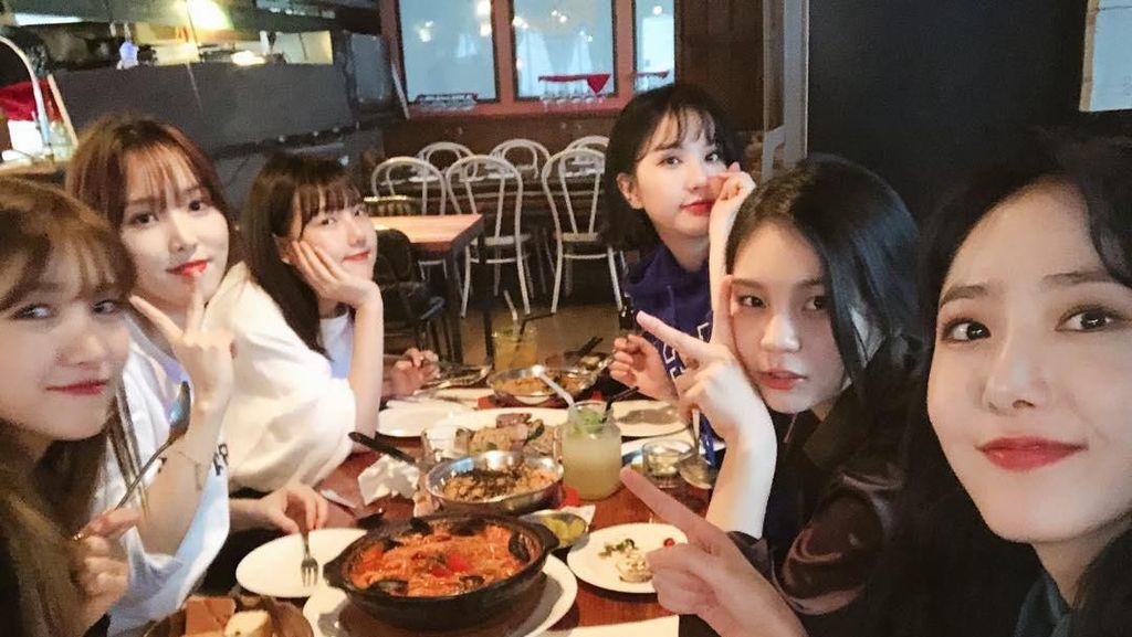 Kulineran Member G-Friend yang Akan Rilis Album Baru!