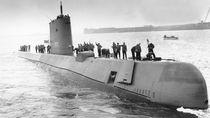 Operasi Rahasia Kapal Nautilus Menembus Kutub Utara