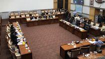 Komisi I Rapat Bareng Dewas TVRI Bahas Pemecatan Helmy Yahya
