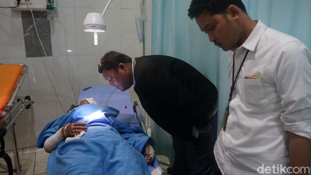 Ibu-Anak Korban Ledakan Elpiji di Cimahi Luka Bakar hingga 90 Persen