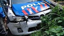 Cerita Wagub Jabar Uu soal Mobil Pengawal Kecelakaan di Garut