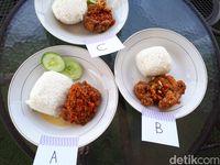 Ayam Geprek Asix, Bensu, dan Ria Ricis, Mana Paling Mantap?
