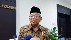 DPR Cuma Bikin Panja Jiwasraya, Maruf Amin Anggap Tak Jadi Kelemahan