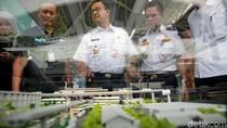 Gubernur Anies Resmikan Pembangunan Skybridge di CSW