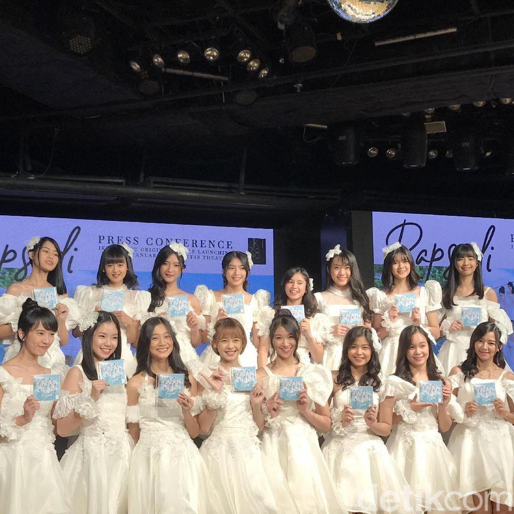 Serunya JKT48 Garap Rapsodi Sebagai Single Original