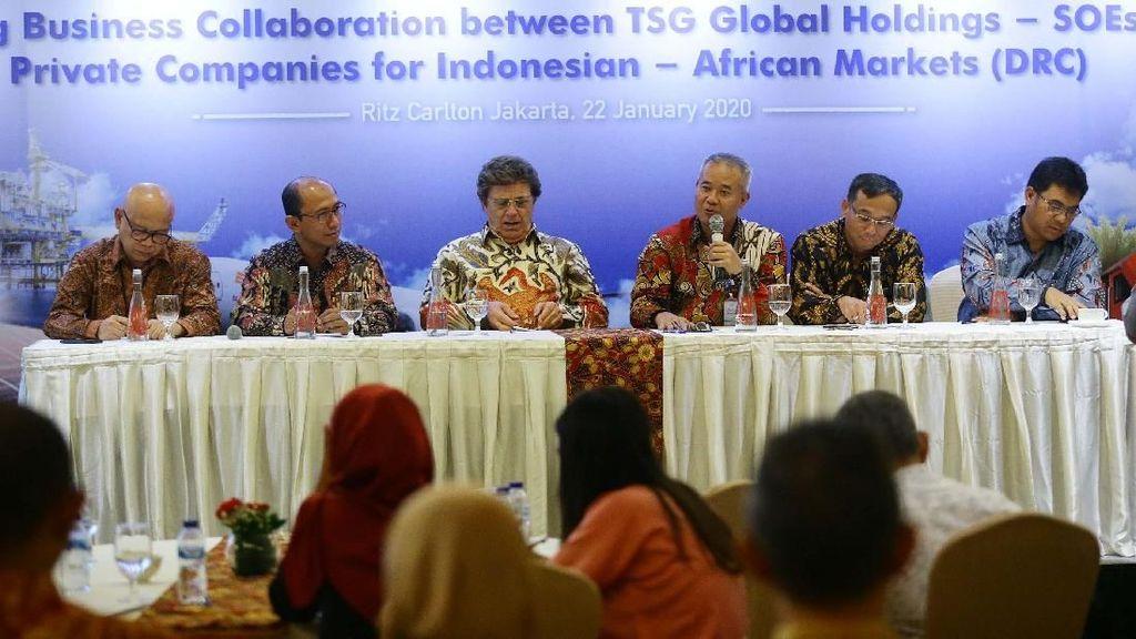 Kolaborasi Bisnis untuk Ekspansi ke Afrika