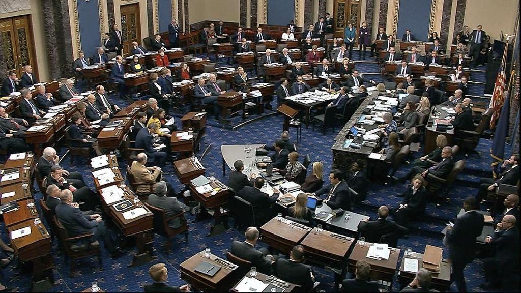 3 Senator Dilantik, Demokrat dan Republik Kini Imbang di Senat AS