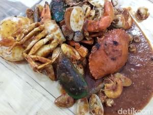 Nikmatnya Santap Seafood Gaya Louisiana di Blitar