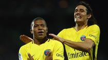 Mourinho: Cavani? PSG Bisa Lho Pinjamkan Mbappe ke Tottenham