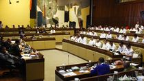Anggota Komisi II ke Tito: Kenapa Pemindahan Ibu Kota Dipimpin Bappenas?